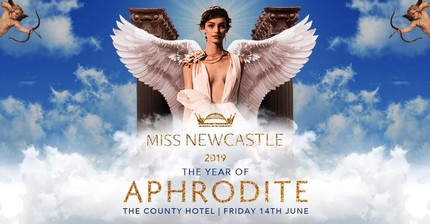 Miss Newcastle 2019 Final - The Year of Aphrodite