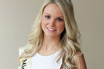 ​Rachelle Graham takes 2012 Miss Newcastle Title